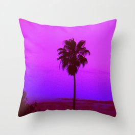 Darkest Night Throw Pillow