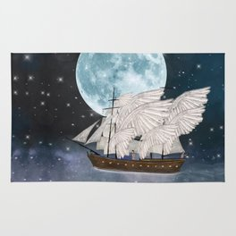 the star harvesters Rug