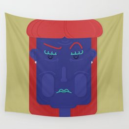 Unsatisfied Customer Five Wall Tapestry