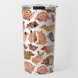 Pig Collection Travel Mug