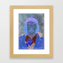 Sir Digby Framed Art Print