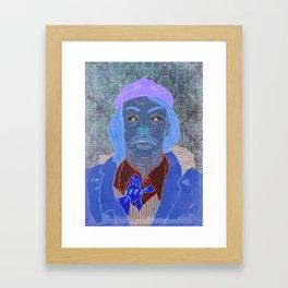 Sir Digby Framed Art Print