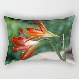 Lilies Rectangular Pillow