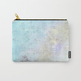 Little Ships Carry-All Pouch