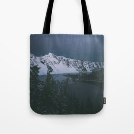 Crater Lake III Tote Bag