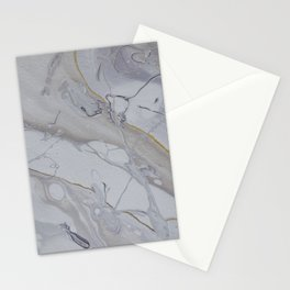 Marble and Gold Stationery Cards