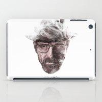 heisenberg iPad Cases featuring Heisenberg by malobi