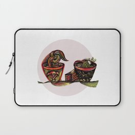 Two Bowls Laptop Sleeve