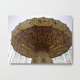 My Carousel Metal Print
