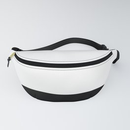 Dipped in Black Fanny Pack