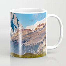 Lake and Andes Mountains, Patagonia - Argentina Coffee Mug
