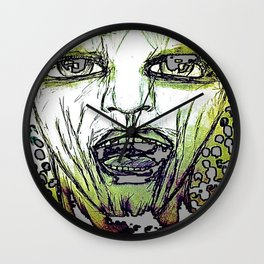 Are You Afraid? Wall Clock