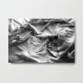 BEDSHEETS, SEYCHELLES Metal Print