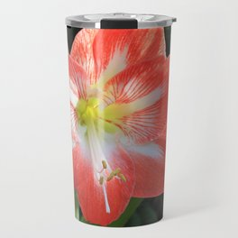 Kayla's Winter Bloom Travel Mug