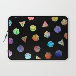 Platonic solids II Laptop Sleeve