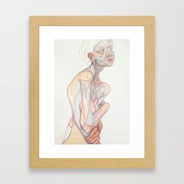 Lauren Framed Art Print
