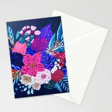 Jewel Bouquet Stationery Cards