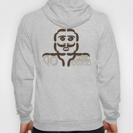 GO COMPARE..MOUSTACHES Hoody