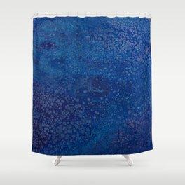 Blue-ish Shower Curtain