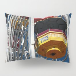 Santa Monica Pier, Ferris Wheel Pillow Sham