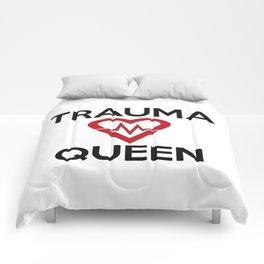 Trauma Queen Love Comforters