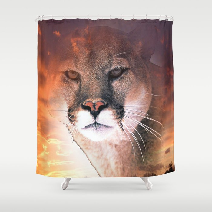 Cougar shower