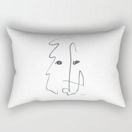 Demeter Moji d15 3-2 w Rectangular Pillow
