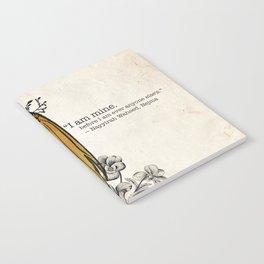 The golden girl Notebook
