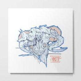 wild love Metal Print