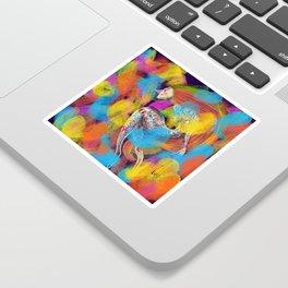 LVX. Sticker