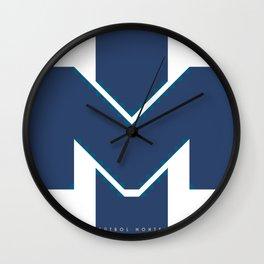 Liga MX: Monterrey Wall Clock
