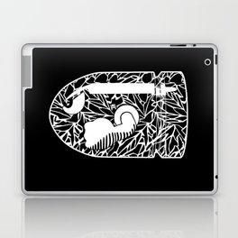 Bullet Bill #CrackedOutBadGuys Laptop & iPad Skin