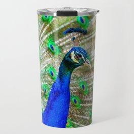 Peacock Pride Travel Mug