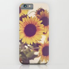 Sunflowers Slim Case iPhone 6