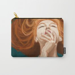 Red Head Carry-All Pouch