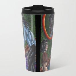 Distorted Travel Mug