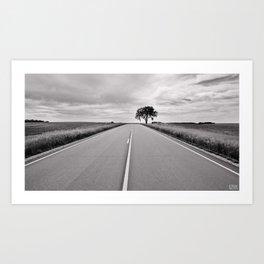 TREE #108 Art Print