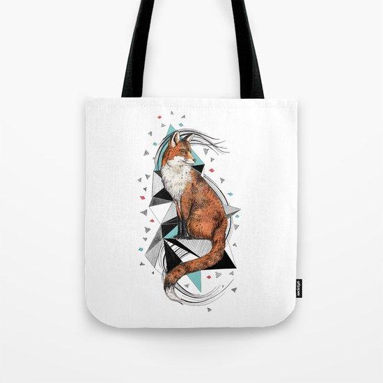 Foa the Fox Tote Bag