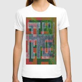 PLANS T-shirt