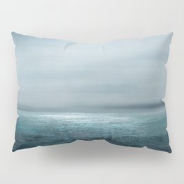 Sea Under Moonlight Pillow Sham