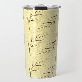 Wheat Travel Mug