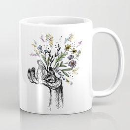 Flower-power Coffee Mug