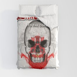 To The Core Collection: Gibraltar Comforters