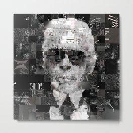 Karl Lagerfeld Metal Print
