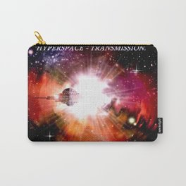Hyperspace - Transmission. Carry-All Pouch