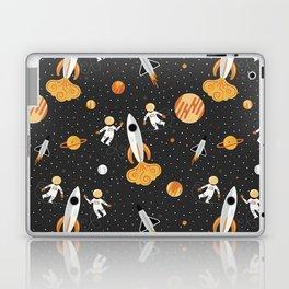Astronauts in Space Laptop & iPad Skin