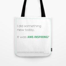 Awe-Inspiring Tote Bag