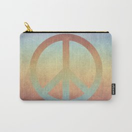 Peace V Carry-All Pouch