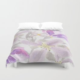 Floaty Floral Duvet Cover