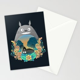 My Haunted House Stationery Cards